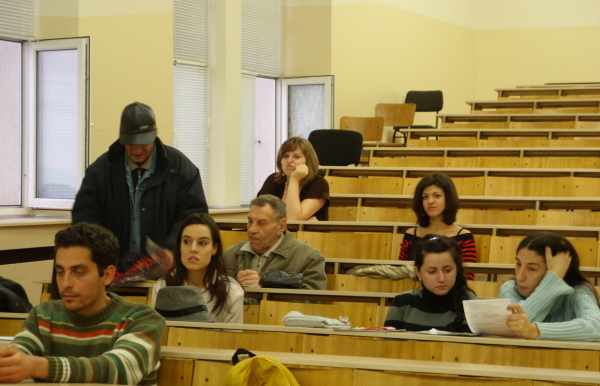 Вие разглеждате изображения от: След семинара в София - снимки
