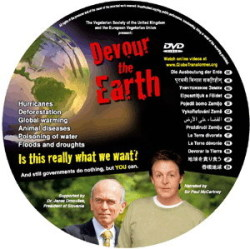 Devour the Earth DVD